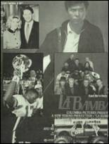 1988 St. Albans High School Yearbook Page 126 & 127