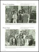 1988 St. Albans High School Yearbook Page 144 & 145