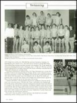 1988 St. Albans High School Yearbook Page 166 & 167