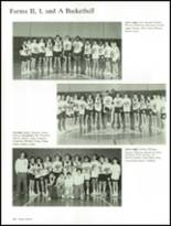 1988 St. Albans High School Yearbook Page 204 & 205
