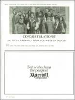 1988 St. Albans High School Yearbook Page 218 & 219