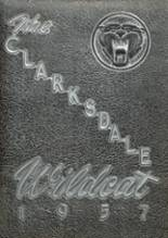 1957 Yearbook Clarksdale High School