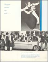 1966 Sacred Heart High School Yearbook Page 10 & 11