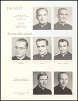 1966 Sacred Heart High School Yearbook Page 14 & 15
