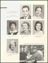 1966 Sacred Heart High School Yearbook Page 16 & 17
