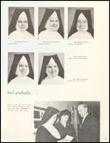1966 Sacred Heart High School Yearbook Page 18 & 19