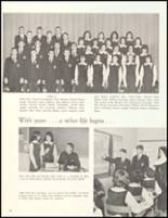 1966 Sacred Heart High School Yearbook Page 22 & 23