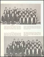 1966 Sacred Heart High School Yearbook Page 24 & 25