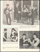 1966 Sacred Heart High School Yearbook Page 30 & 31