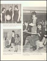1966 Sacred Heart High School Yearbook Page 32 & 33