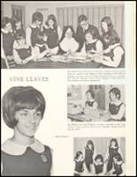 1966 Sacred Heart High School Yearbook Page 42 & 43