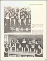 1966 Sacred Heart High School Yearbook Page 58 & 59