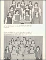 1966 Sacred Heart High School Yearbook Page 64 & 65