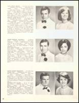 1966 Sacred Heart High School Yearbook Page 72 & 73