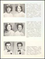 1966 Sacred Heart High School Yearbook Page 74 & 75