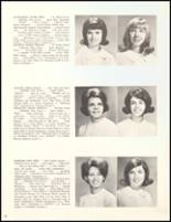 1966 Sacred Heart High School Yearbook Page 76 & 77