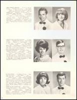 1966 Sacred Heart High School Yearbook Page 80 & 81