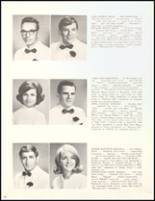 1966 Sacred Heart High School Yearbook Page 82 & 83