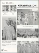 1994 Clarendon High School Yearbook Page 40 & 41