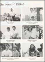1994 Clarendon High School Yearbook Page 44 & 45