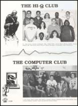 1994 Clarendon High School Yearbook Page 86 & 87