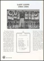 1994 Clarendon High School Yearbook Page 100 & 101