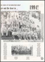 1994 Clarendon High School Yearbook Page 120 & 121