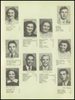 1949 Dale High School Yearbook Page 14 & 15