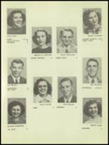 1949 Dale High School Yearbook Page 16 & 17