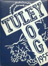 1955 Yearbook Tuley High School