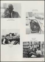 1969 Stillwater High School Yearbook Page 20 & 21