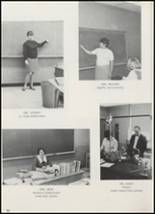 1969 Stillwater High School Yearbook Page 26 & 27
