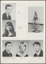 1969 Stillwater High School Yearbook Page 34 & 35