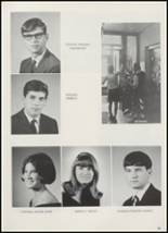 1969 Stillwater High School Yearbook Page 38 & 39
