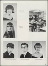 1969 Stillwater High School Yearbook Page 40 & 41