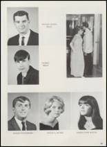 1969 Stillwater High School Yearbook Page 42 & 43