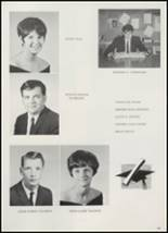 1969 Stillwater High School Yearbook Page 44 & 45