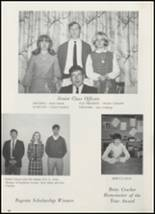 1969 Stillwater High School Yearbook Page 50 & 51