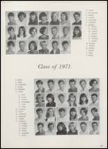 1969 Stillwater High School Yearbook Page 54 & 55