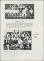 1969 Stillwater High School Yearbook Page 66 & 67