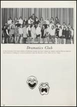 1969 Stillwater High School Yearbook Page 72 & 73