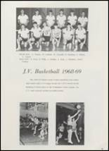 1969 Stillwater High School Yearbook Page 82 & 83