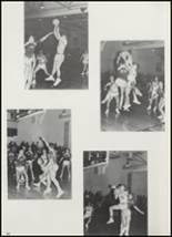 1969 Stillwater High School Yearbook Page 84 & 85