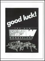 2000 Revere High School Yearbook Page 172 & 173