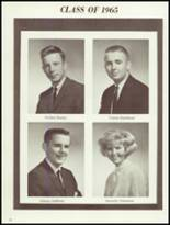 1965 Higbee High School Yearbook Page 12 & 13