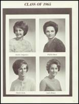 1965 Higbee High School Yearbook Page 14 & 15