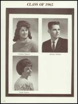 1965 Higbee High School Yearbook Page 16 & 17