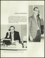 1972 Shikellamy High School Yearbook Page 20 & 21
