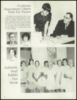 1972 Shikellamy High School Yearbook Page 22 & 23