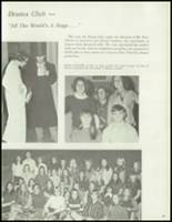 1972 Shikellamy High School Yearbook Page 44 & 45